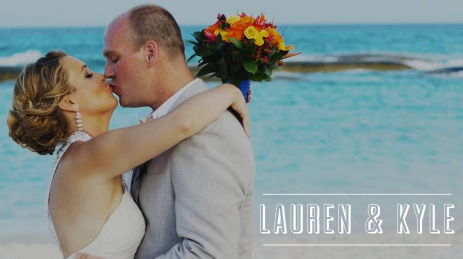 Lauren & Kyle Moore