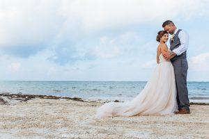 Amazing wedding at Dreams Riviera Maya - Moshi Moshi Photography - Moshi Cabo Photography